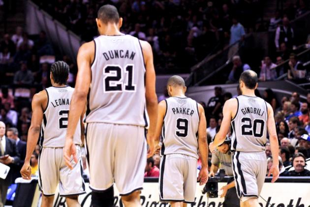 Breaking Down the San Antonio Spurs' Postseason Crisis
