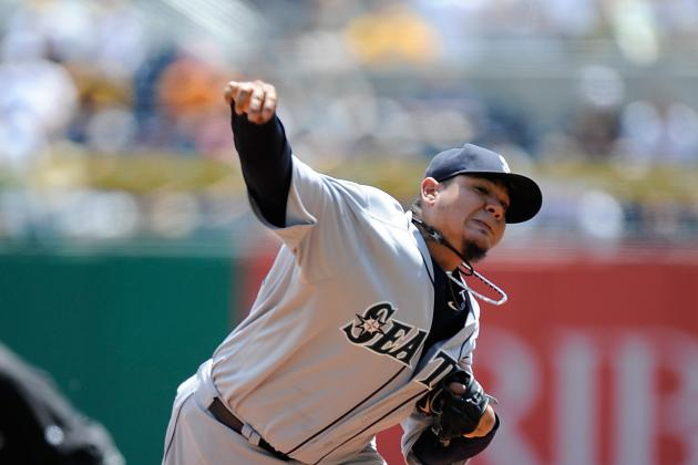 King Felix's Next Start Pushed to Series Opener vs. NYY