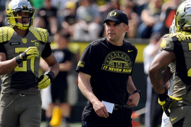 Ducks Are Business as Usual Awaiting NCAA Decision
