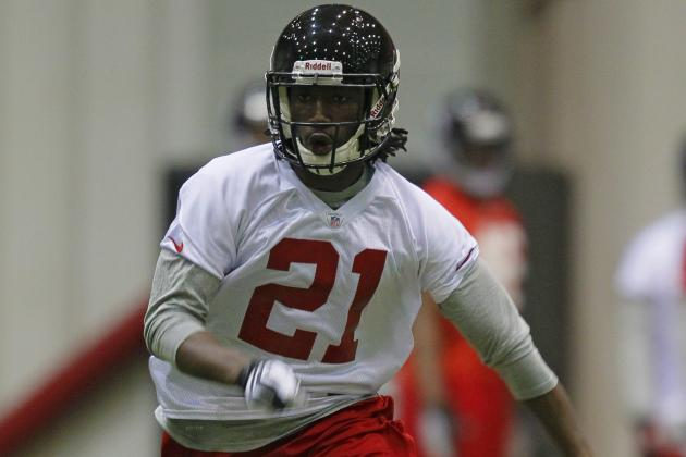 Falcons Excel at Keeping Their Own