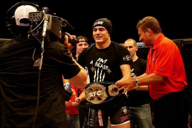 One-Armed UFC Hopeful Nick Newell Refuses Fight, Stripped of XFC Championship