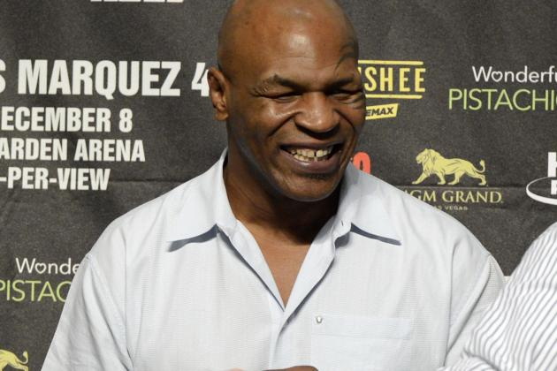 That Mike Tyson Pigeon Cartoon We All Wanted Is Coming to 'Adult Swim'