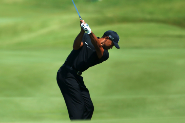 Tiger Woods at Players Championship 2013: Day 2 Recap and Twitter Reaction
