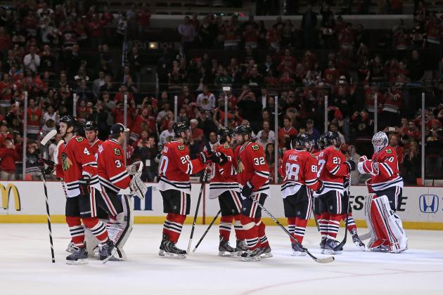 Chicago Blackhawks: Who's Next? Detroit Would Be Great in 2nd Round