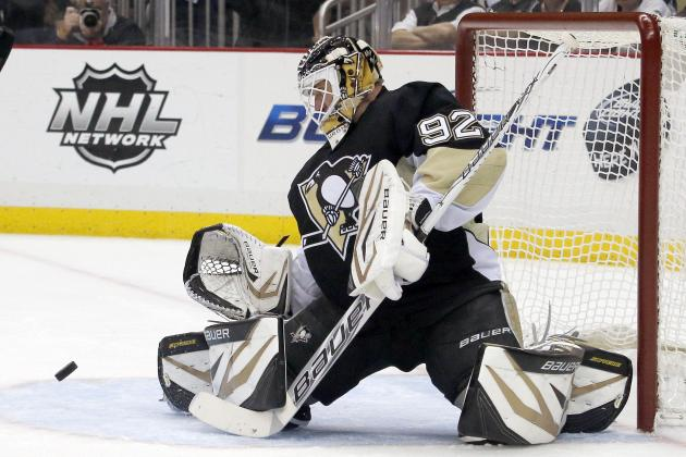 Cool Vokoun Stands Tall, Calms Storm for Penguins in Game 5 Victory