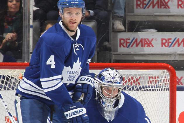 Leafs Adjust Defence Pairings for Game 5 Against Boston Bruins