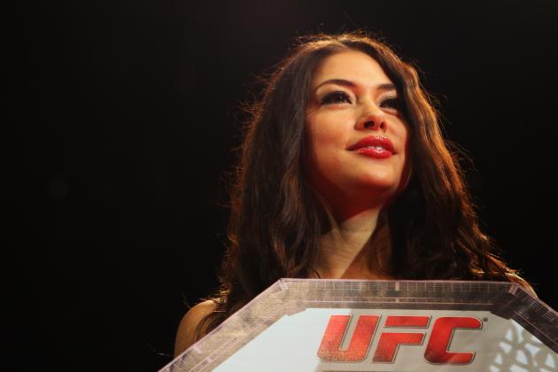 UFC Ring Girl Arianny Celeste Beats Megan Fox, Ronda Rousey in Maxim Hot 100