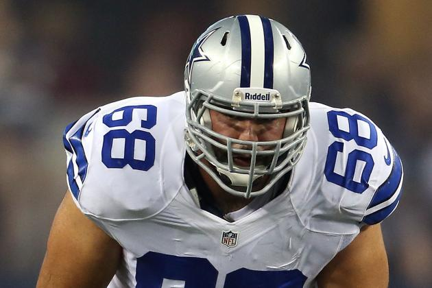 Cowboys Willing to Be Patient in Doug Free Talks