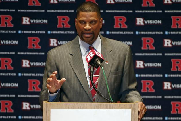 Rutgers Says Coach Jordan Has No Degree