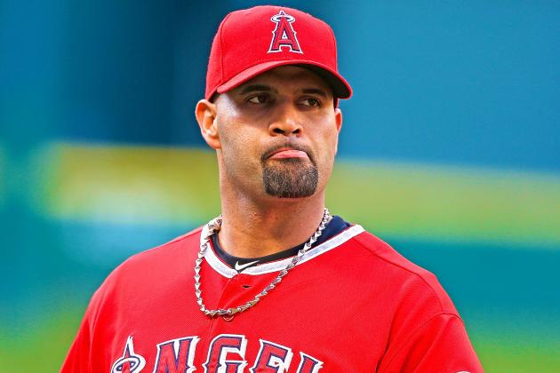 Albert Pujols Shows How Easily One Man's Treasure Can Become Another Man's Trash