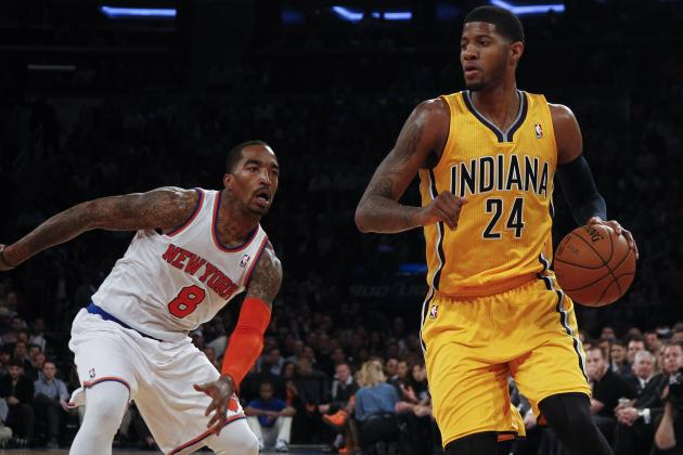 Bob Kravitz: The Pacers Must Seize the Spotlight from the Knicks