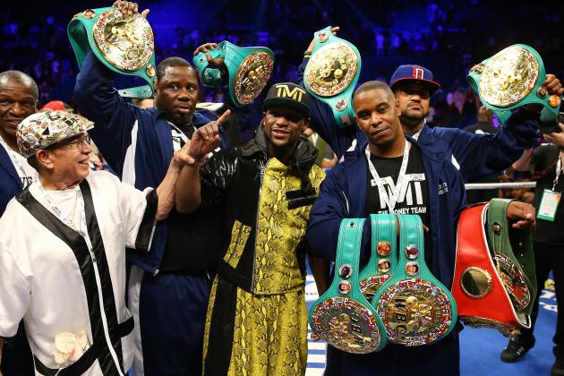 Showtime Boss: Mayweather Fight Exceeds 1M PPV Buys