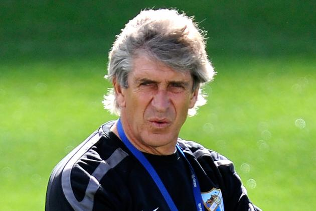 Pellegrini Set to Replace Mancini at Manchester City, Claim Reports