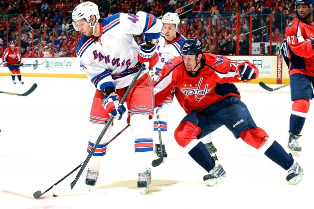 New York Rangers vs. Washington Capitals Game 5: Live Score, Updates & Analysis