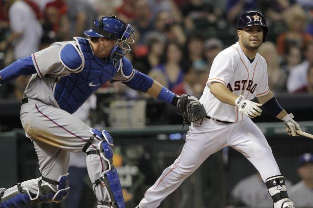 ESPN Gamecast: Rangers vs. Astros
