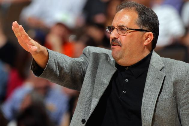 Report: Hawks Target Stan Van Gundy as Potential Coach