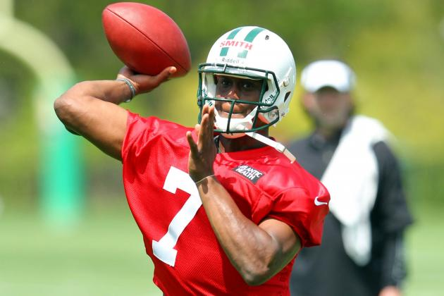 New York Jets Rookie Geno Smith Doesn't Resent Critics