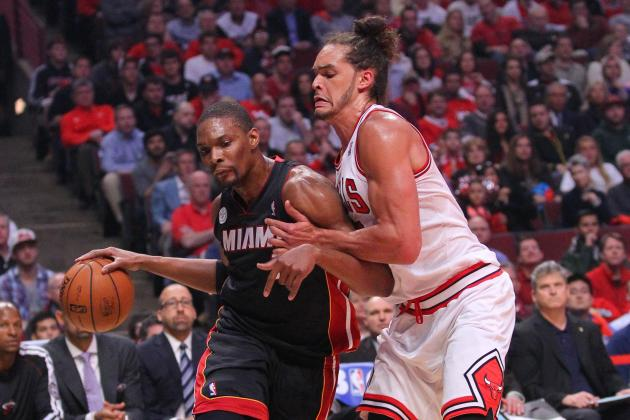Miami Heat and Chicago Bulls Continue Bad-Blooded Chippiness in Game 3