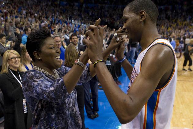 A Mother's Guide to Raising an NBA Superstar