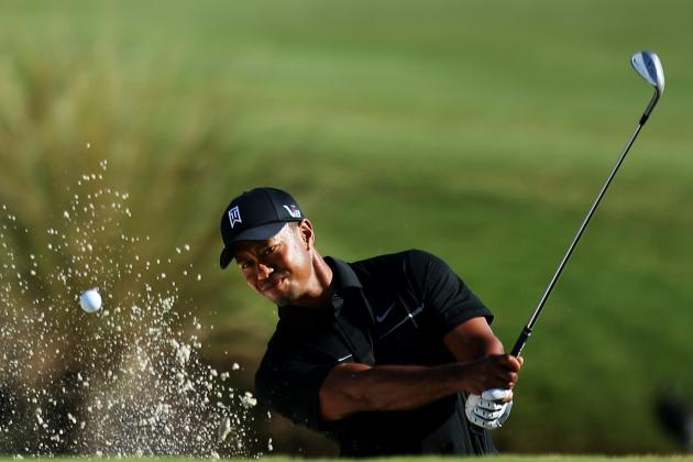 Tiger Woods and Sergio Garcia: A Tale of Converging Paths