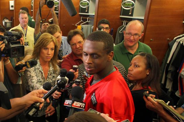 Rex Ryan: Geno Smith Is No Diva with the Jets