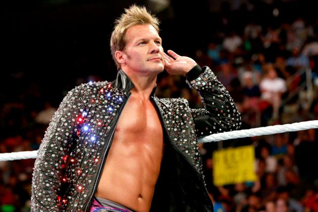 Chris Jericho's WWE Run Is That of an Unselfish Veteran Superstar