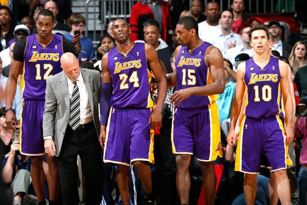 Best-Case, Worst-Case Scenarios for LA Lakers 2013 Offseason