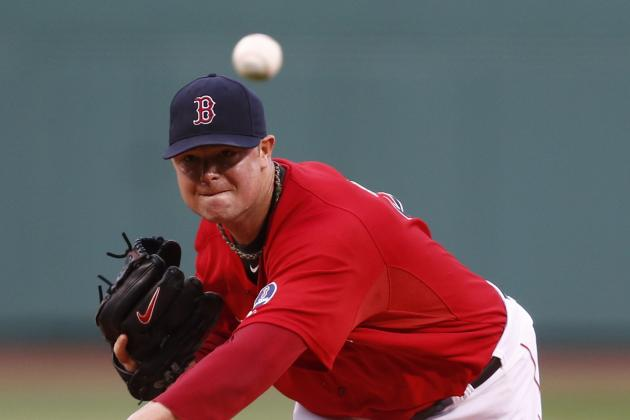 Jon Lester Pitches 1-Hitter, Red Sox Top Blue Jays 5-0