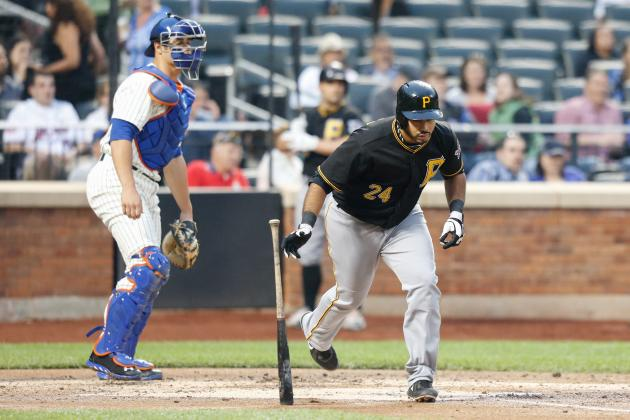 Upon Review, Jones' HR Lifts Pirates by Mets
