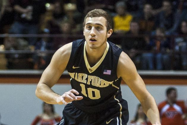 BYU Gets Commitment from Former Wake Forest Guard Chase Fischer