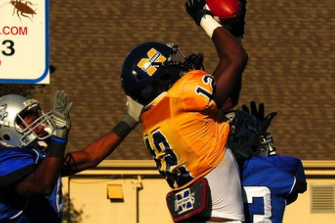 Gulf Coast Wide Receiver D'haquille Williams Reportedly Commits to LSU