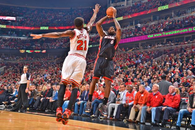Miami Heat vs. Chicago Bulls: Game 3 Score, Highlights and Analysis