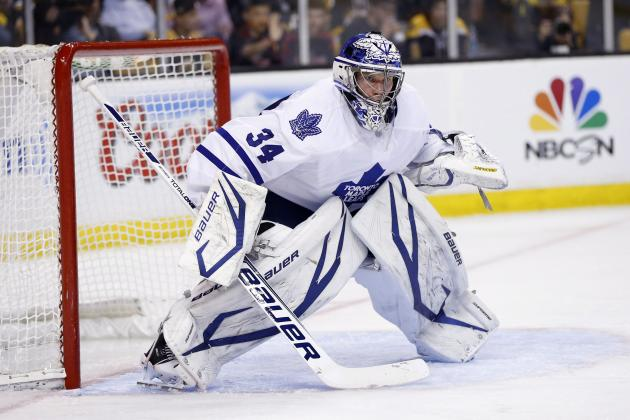 Will James Reimer Be the Catalyst for a Leafs Upset over Bruins?