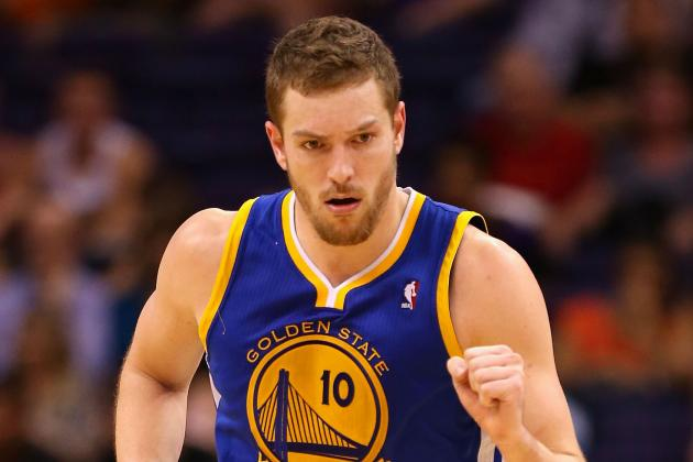David Lee Makes Instant Impact in Surprise Second-Round Debut
