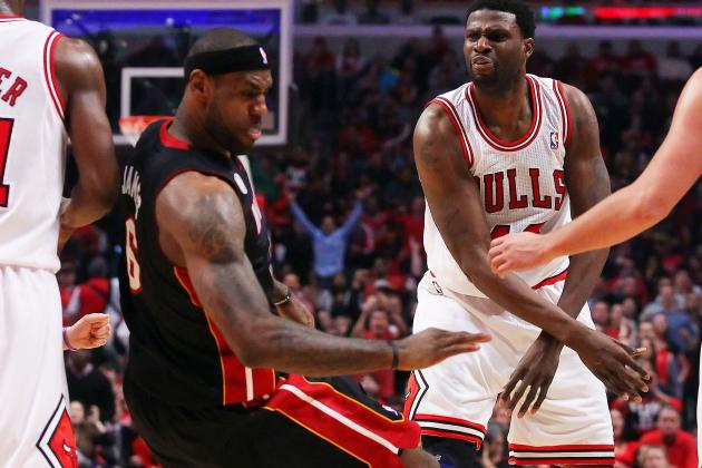 Miami Heat's Maturity Getting Best of Chippy Chicago Bulls