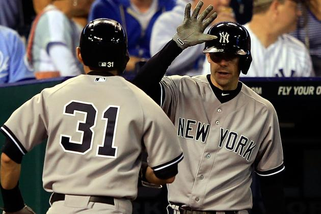 Rapid Reaction: Yankees 11, Royals 6