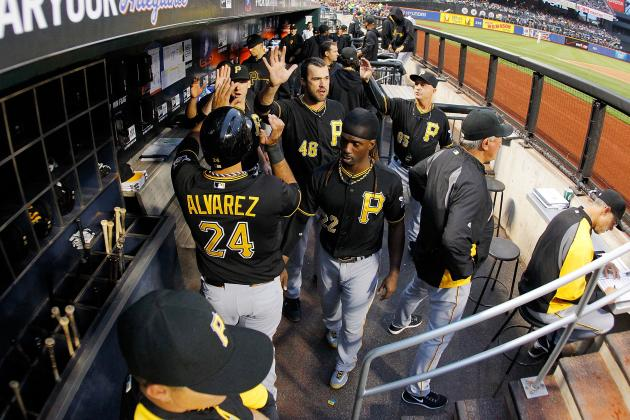 Pirates Bring out the Bats to Defeat Mets, 7-3