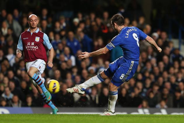 Aston Villa vs. Chelsea Live Stream: Online Viewing Guide for EPL Clash