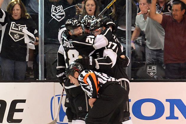 Video: Dustin Penner Scores Buzzer-Beater to Put Kings Ahead