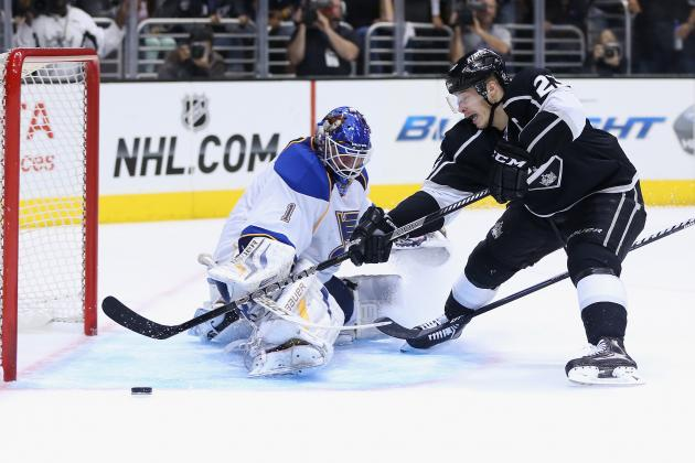 Kings 2, Blues 1
