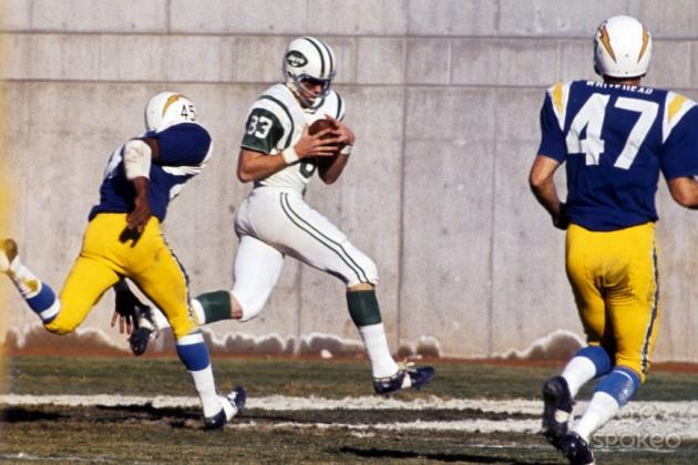 George Sauer, Jets' Leading Receiver in Super Bowl III, Dies at 69