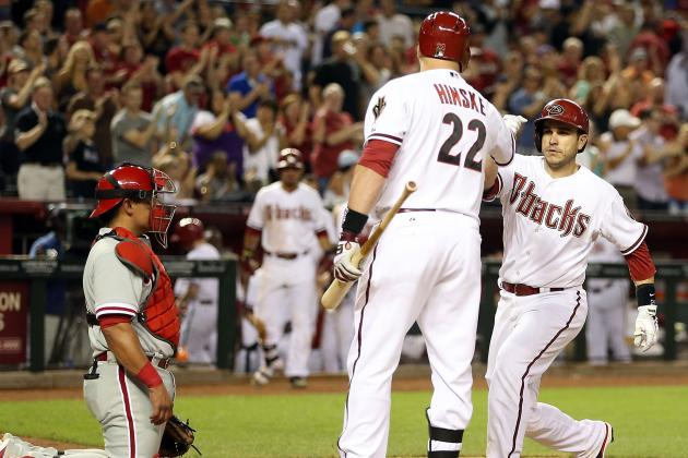 Diamondbacks 3, Phillies 2