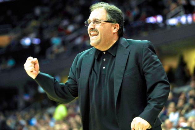 Atlanta Hawks Reportedly Pursuing Stan Van Gundy to Attract Dwight Howard
