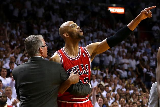 Chicago Bulls Too Sidetracked by Ego to Dethrone Reigning Champs