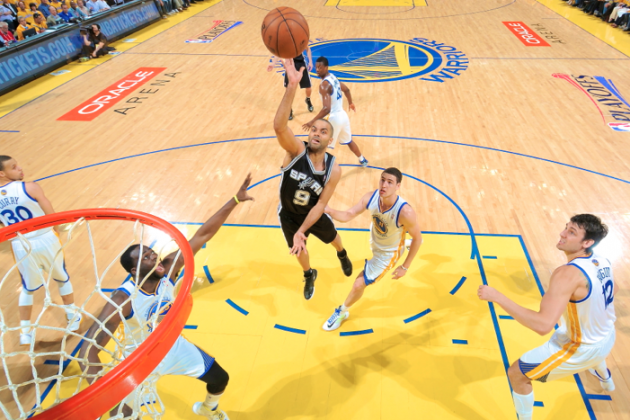 Spurs vs Warriors Game 3: Live Score, Highlights and Analysis
