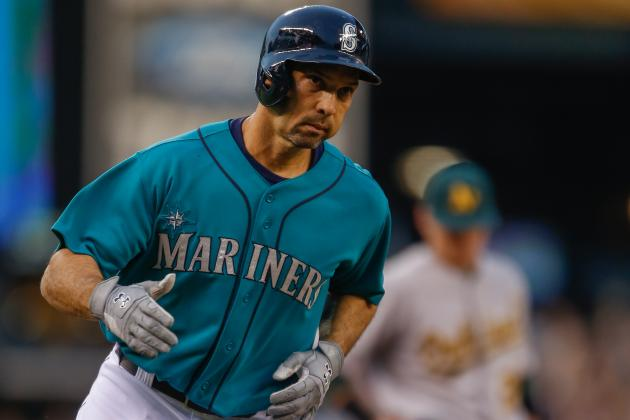 Mariners Enjoy 6-3 Victory over Oakland as Ibanez Hits Three-Run Homer