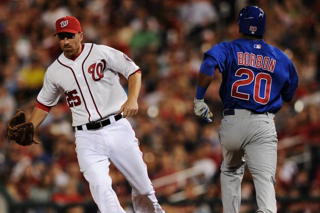 Nationals Control Cubs for Fifth Straight Win