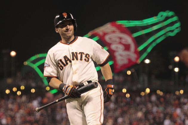 Giants Knock out Hudson, Beat Braves 8-2