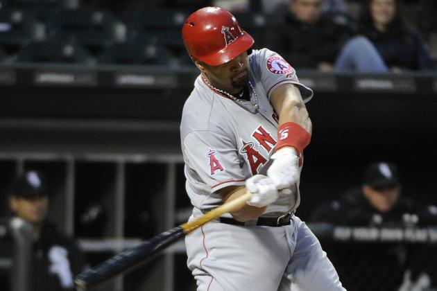 Angels 7, White Sox 5