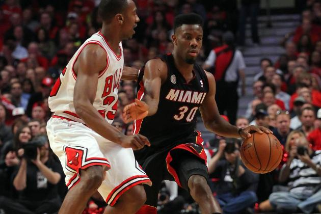 Norris Cole Proves to Be an Unlikely Hero in Big Win over Bulls